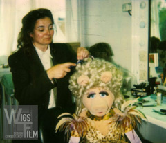 Wigs 4 Film Design Consultancy - A full hair service to the movie industry